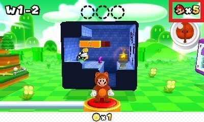 luma3ds cheats checkpoint mario 3d land