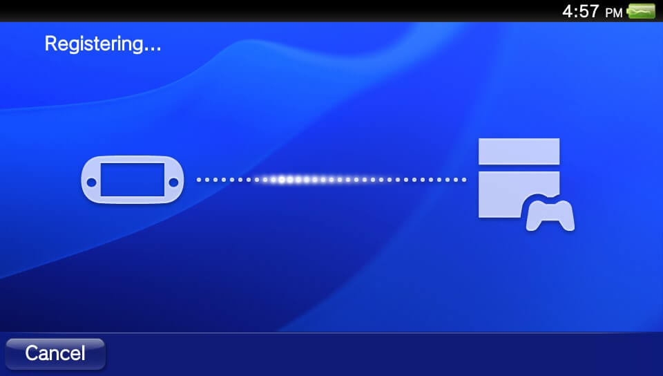 ps vita offline remote play connecting
