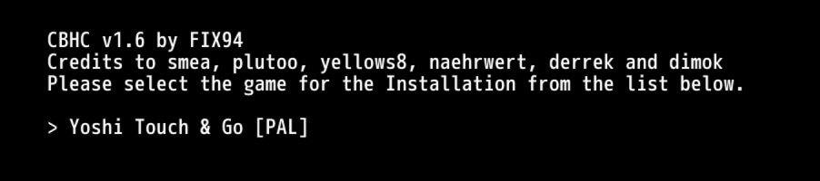 wii u cfw cbhc installer