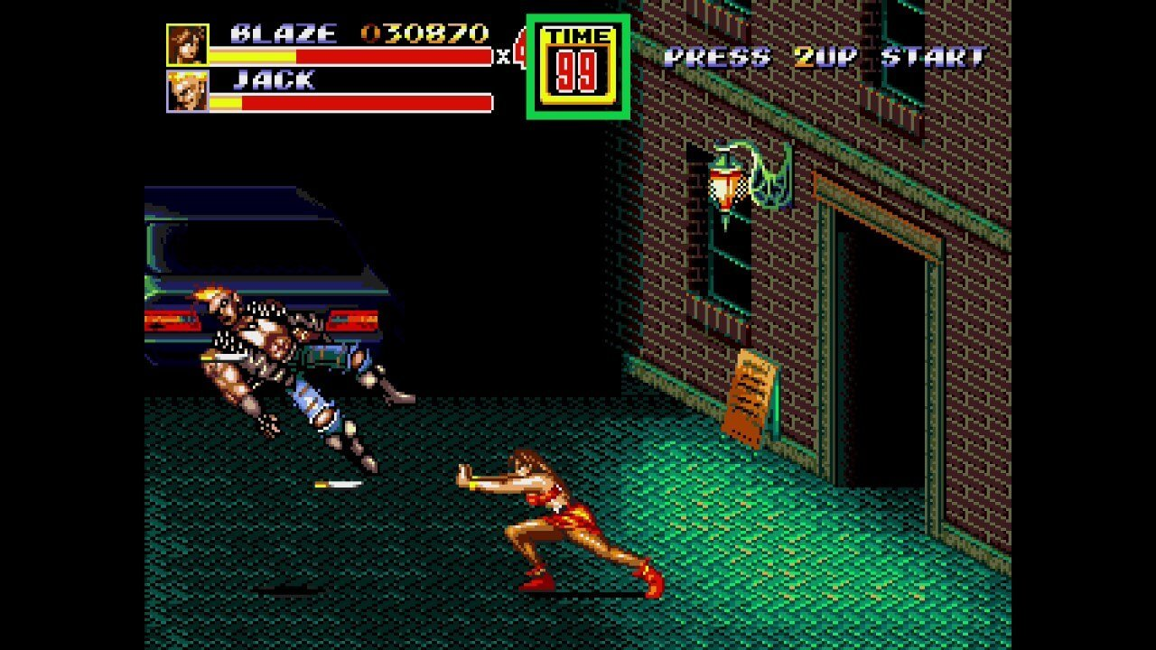 wii u retroarch streets of rage genesis plus gx cheats
