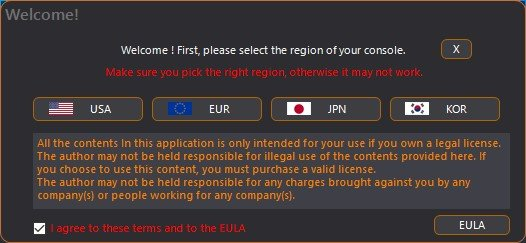 wii u usbhelper region select