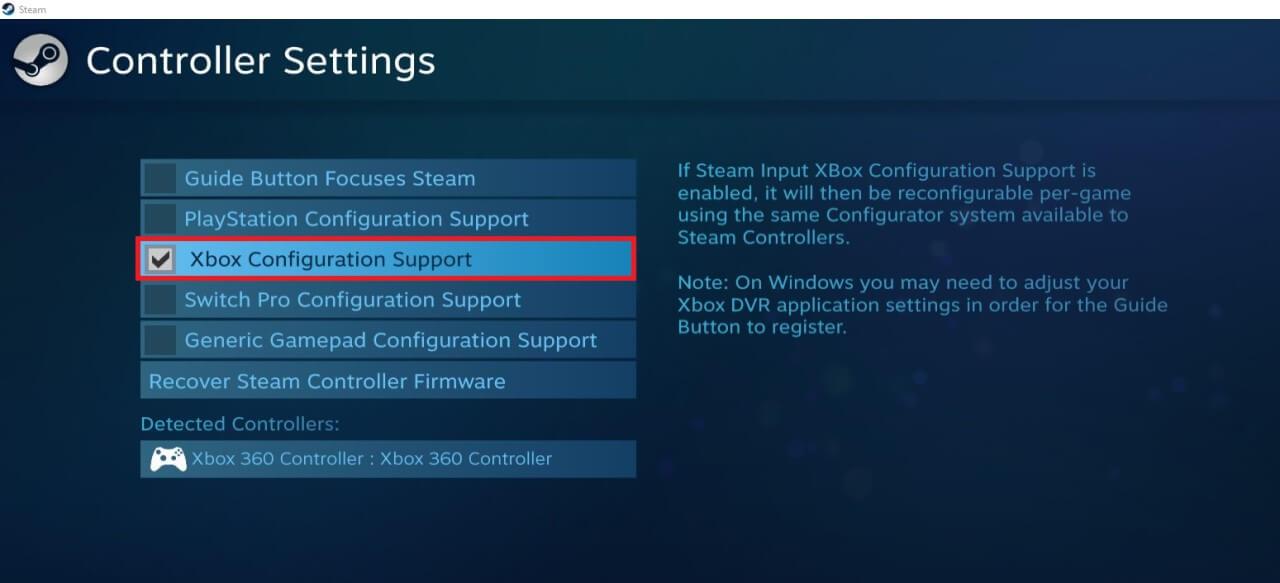 controller xbox 360 windows nintendo switch steam