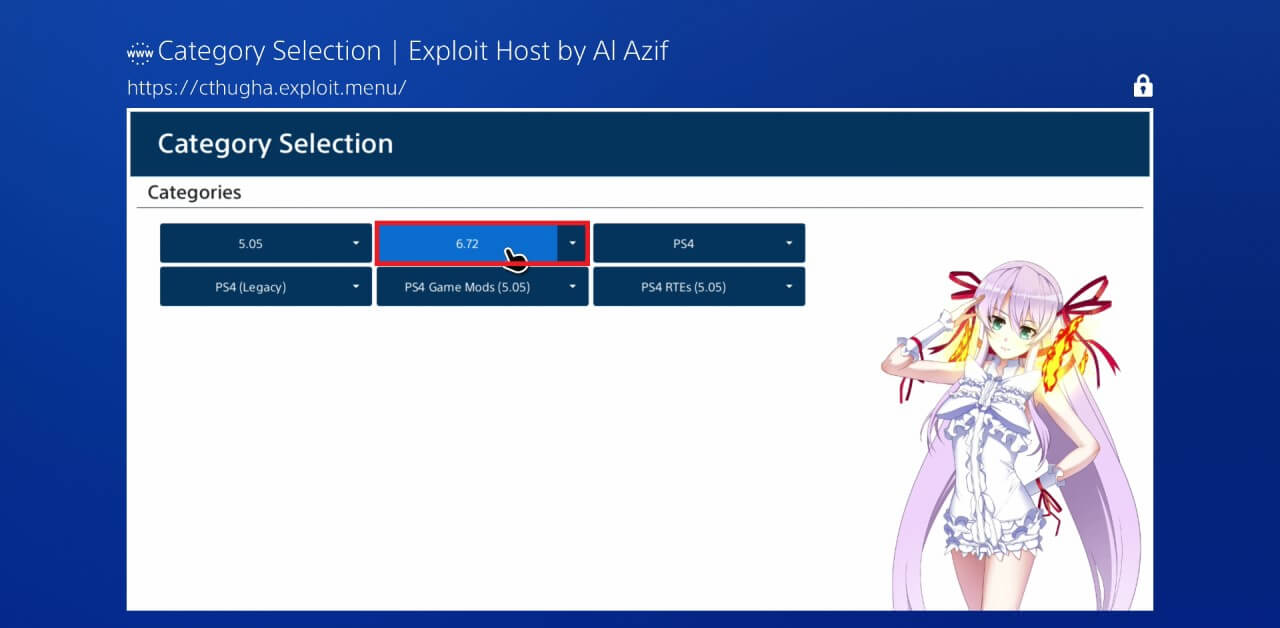 ps4 672 exploit jailbreak al azif